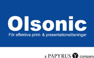 Olsonic logga